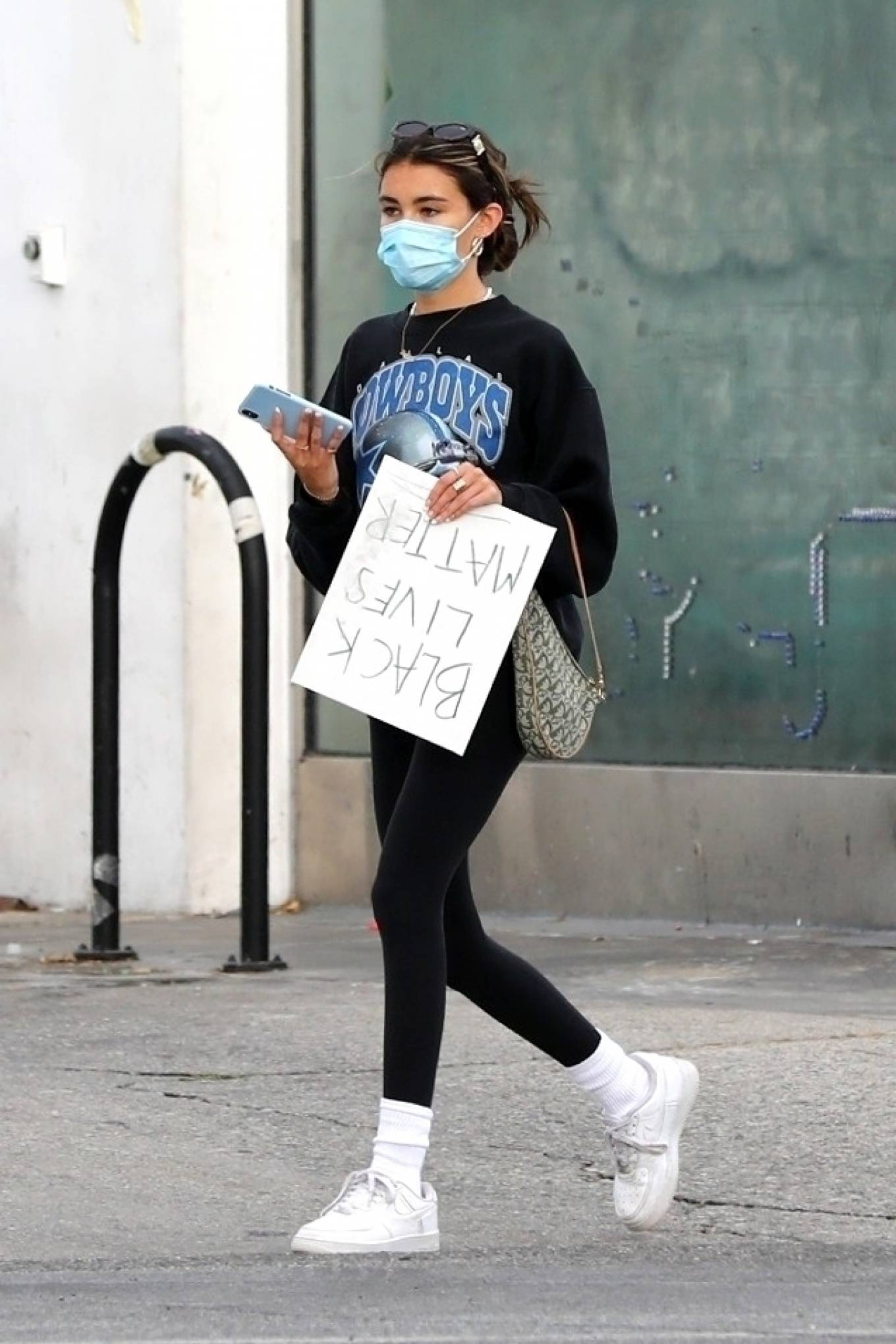 Madison Beer - Running errands in West Hollywood