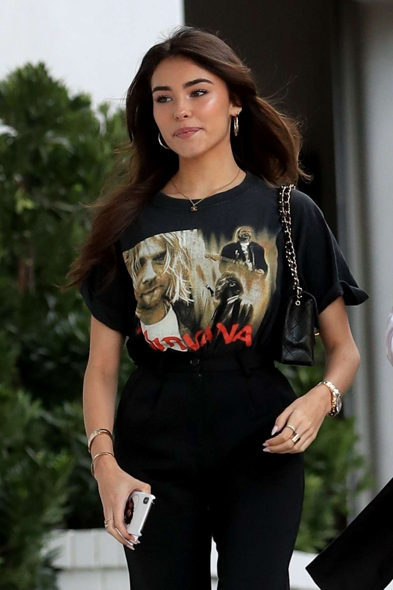 Madison Beer - Seen after a meeting alongside her publicist in West Hollywood