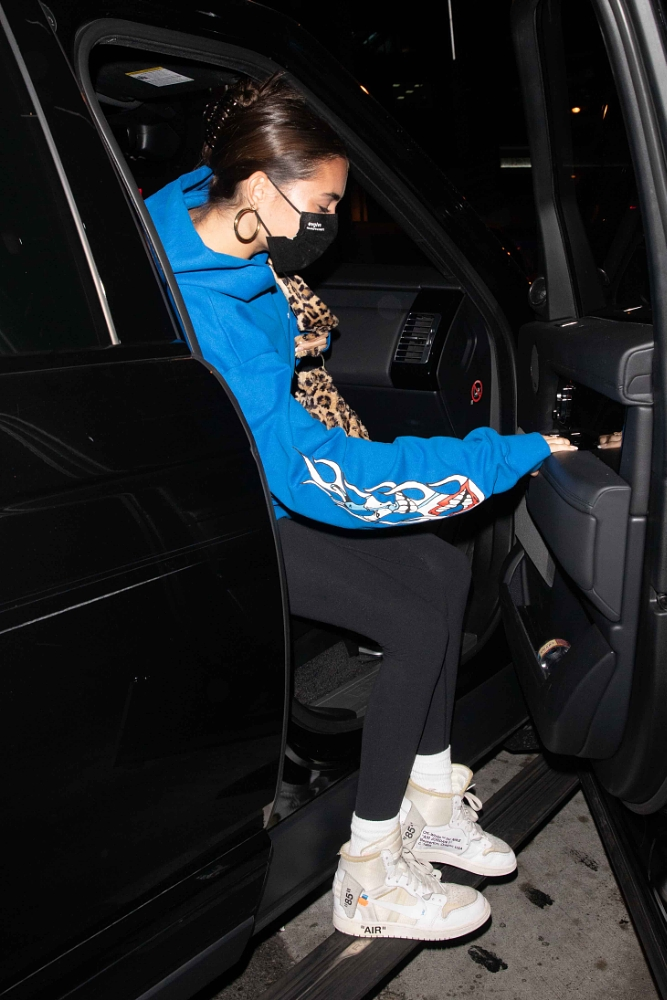 Madison Beer 2020 : Madison Beer – Seen at BOA in West Hollywood-06