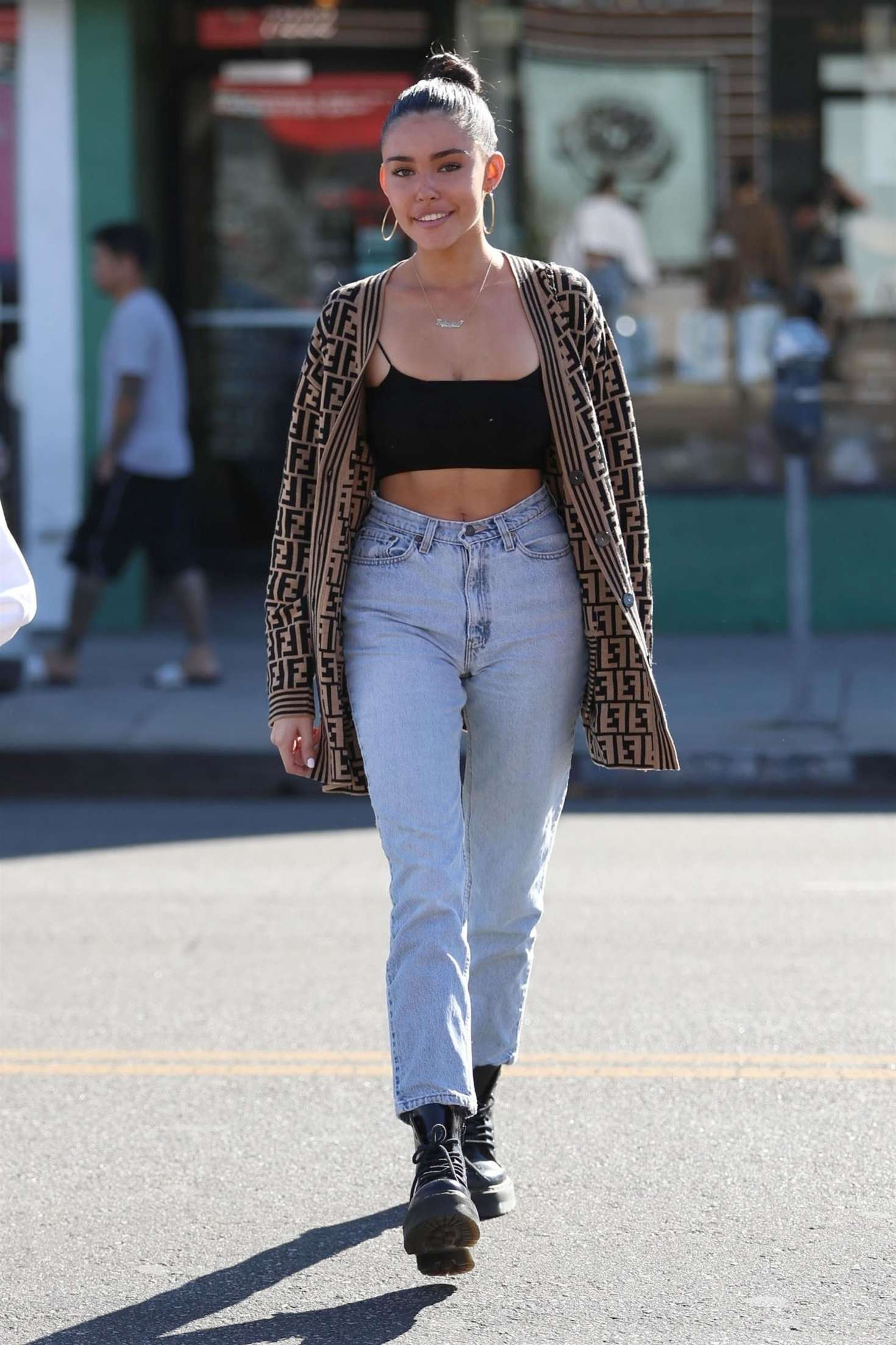 Madison Beer 2018 : Madison Beer: Shopping at Necromance -08
