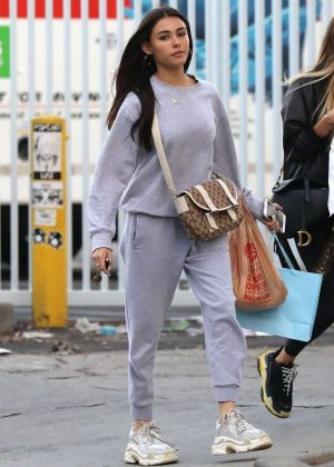 Madison Beer - Shopping at Sorella Boutique in West Hollywood