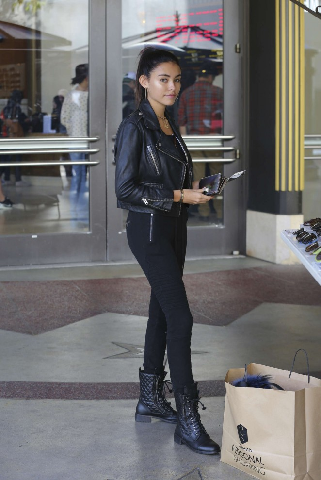 Madison Beer 2016 : Madison Beer: Shopping in West Hollywood -02