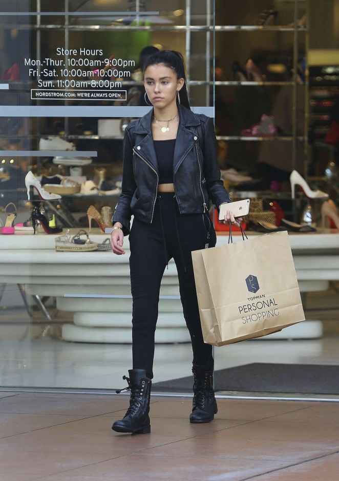 Madison Beer 2016 : Madison Beer: Shopping in West Hollywood -15