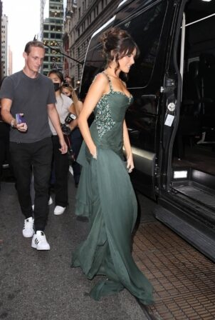 Madison Beer - Steps out from the Peninsula hotel ahead of the Met Gala