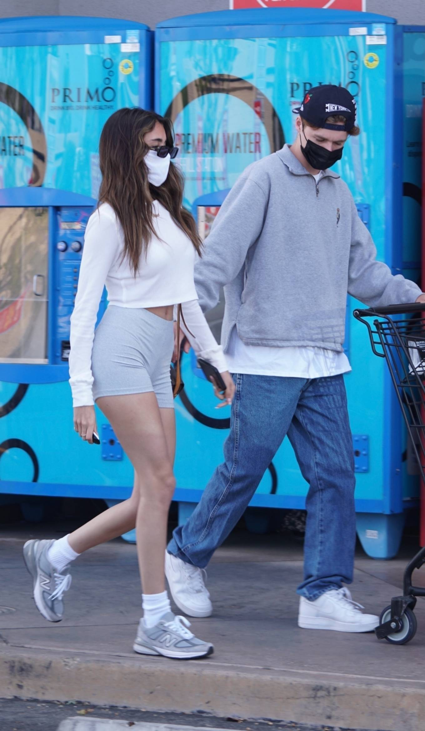 Madison Beer 2021 : Madison Beer – Steps out in West Hollywood-14
