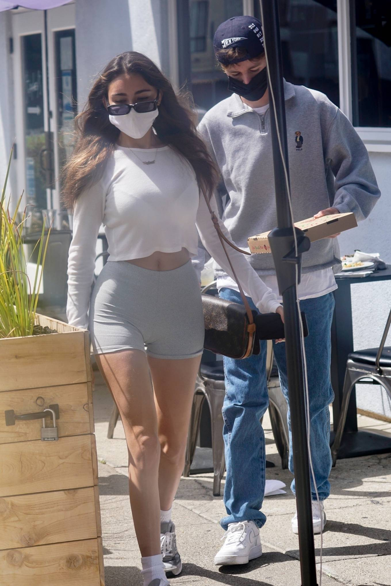 Madison Beer 2021 : Madison Beer – Steps out in West Hollywood-16