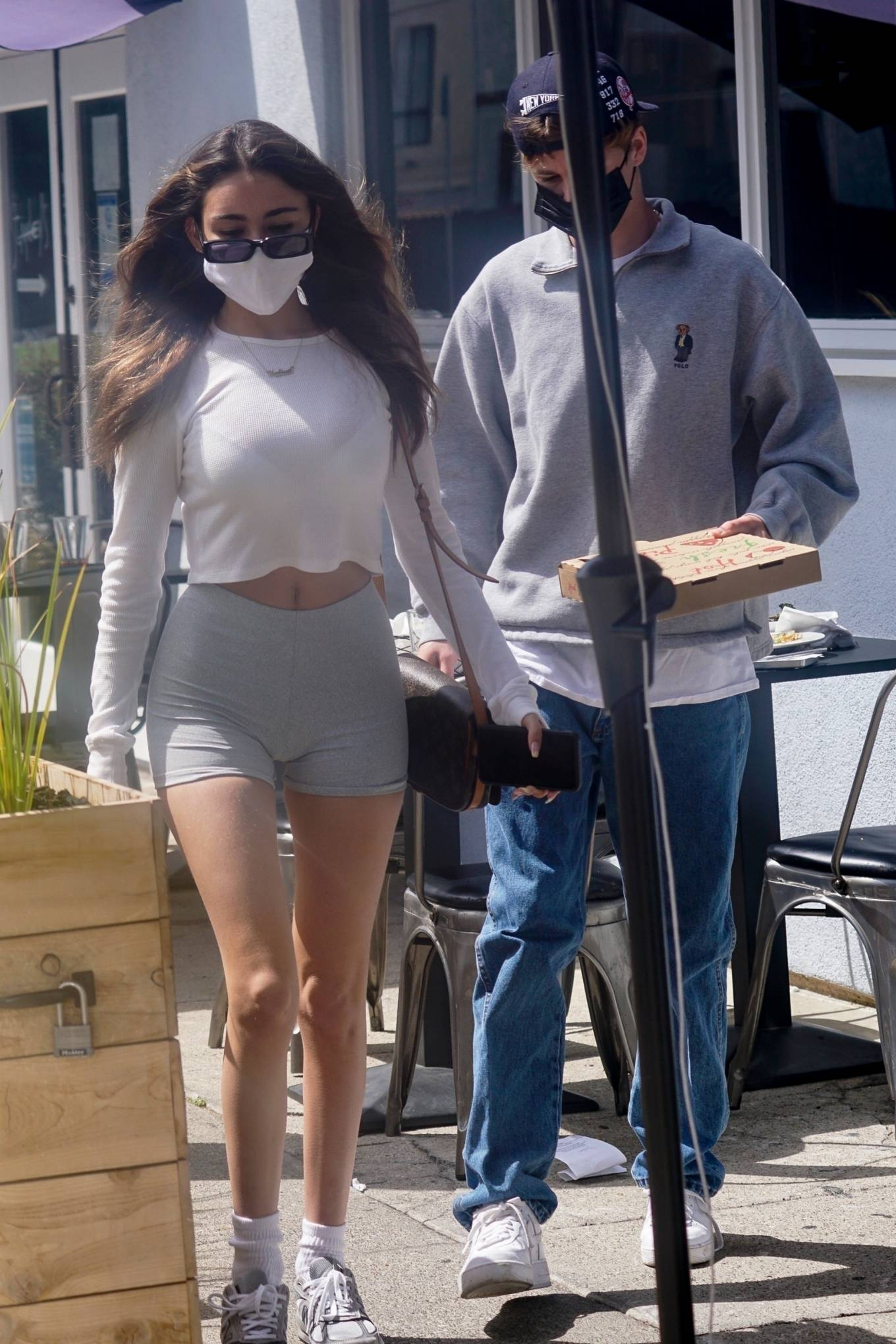 Madison Beer 2021 : Madison Beer – Steps out in West Hollywood-18