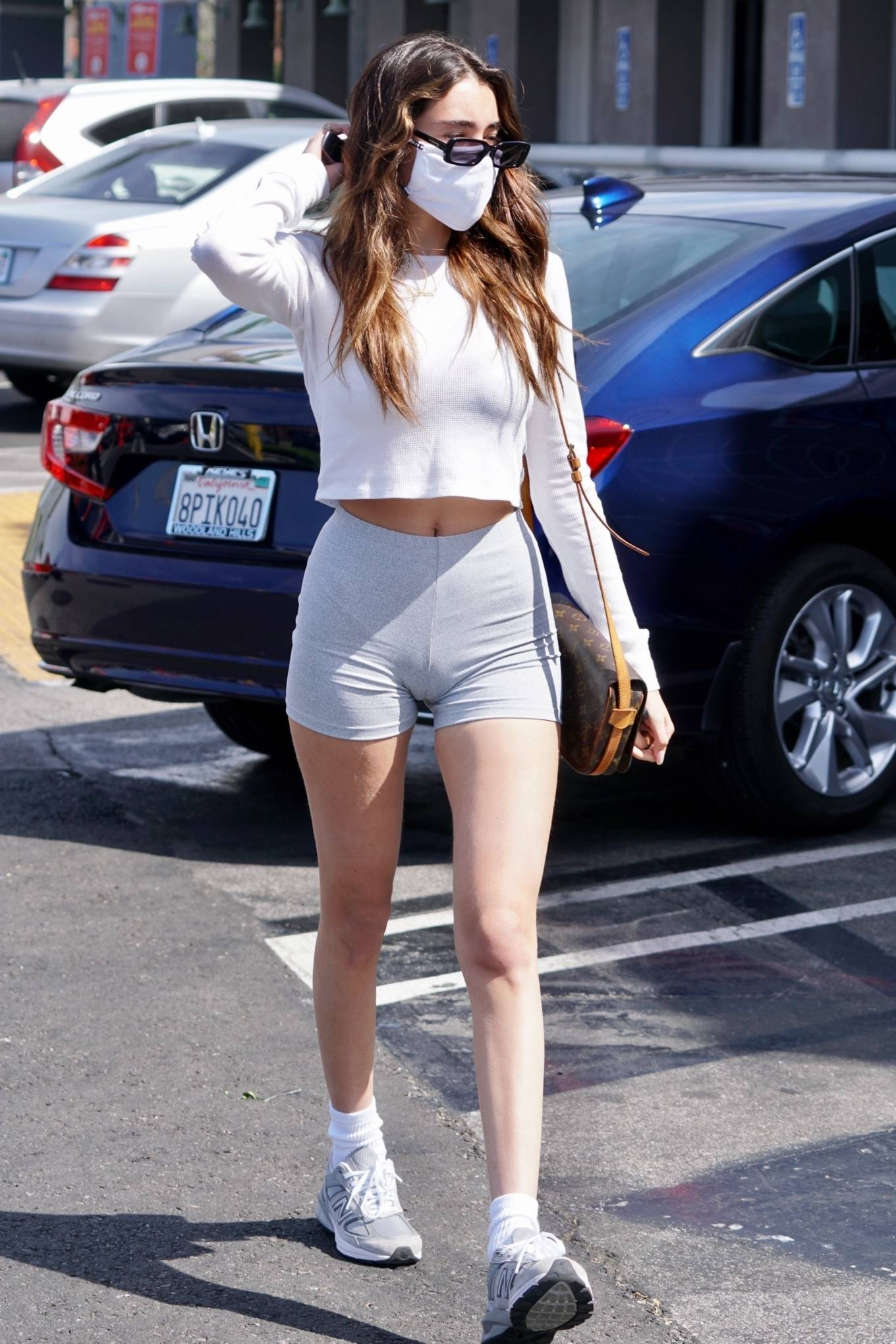 Madison Beer 2021 : Madison Beer – Steps out in West Hollywood-20