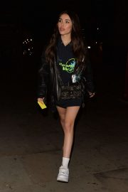Madison Beer - Visiting the Hippodrome Casino in Leicester Square