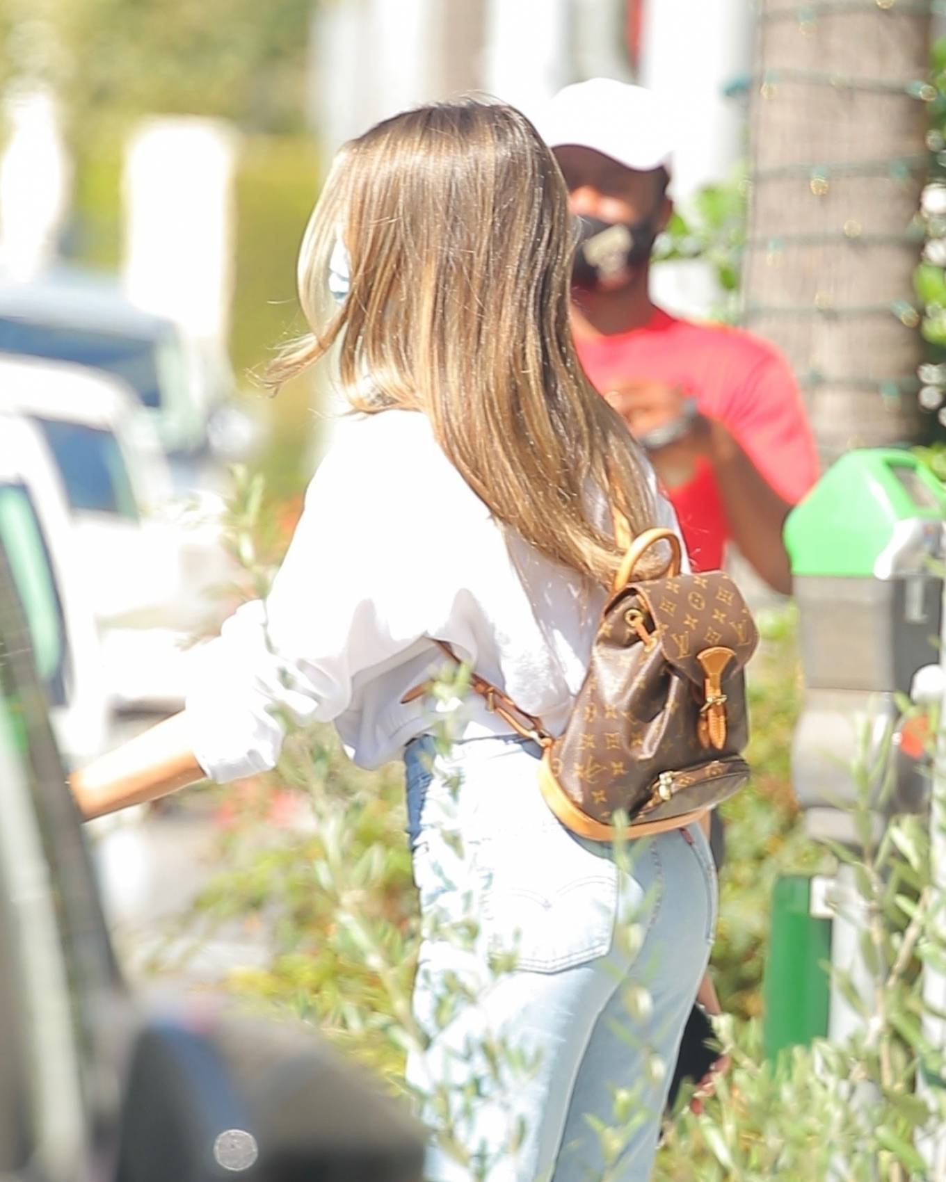 Madison Beer - Visits skin doctors office in Beverly Hills