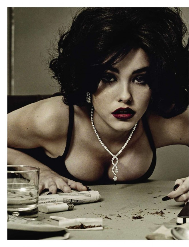 Madison Beer - Vogue Italy Magazine (November 2015)