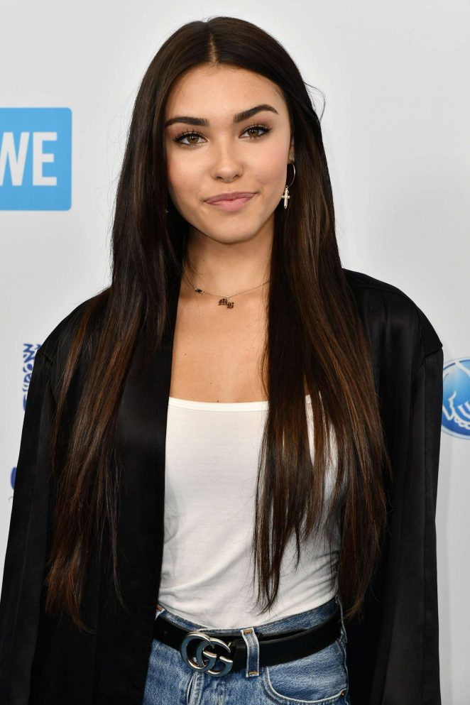 Madison Beer - WE Day Cocktail in Los Angeles