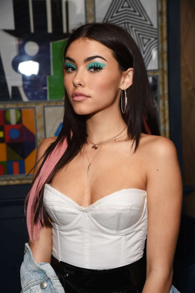 Madison Beer - Wonderland Summer Issue dinner hosted by Madison Beer in London