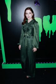 Madison Davenport - 'Huluween Party' at New York Comic Con in New York City