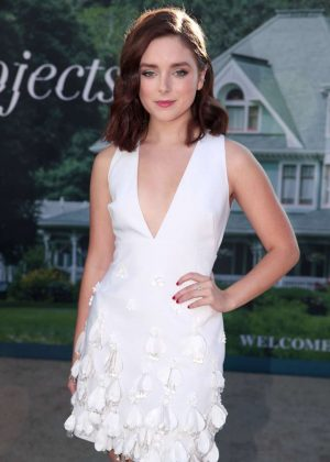 Madison Davenport - 'Sharp Objects' Premiere in Los Angeles