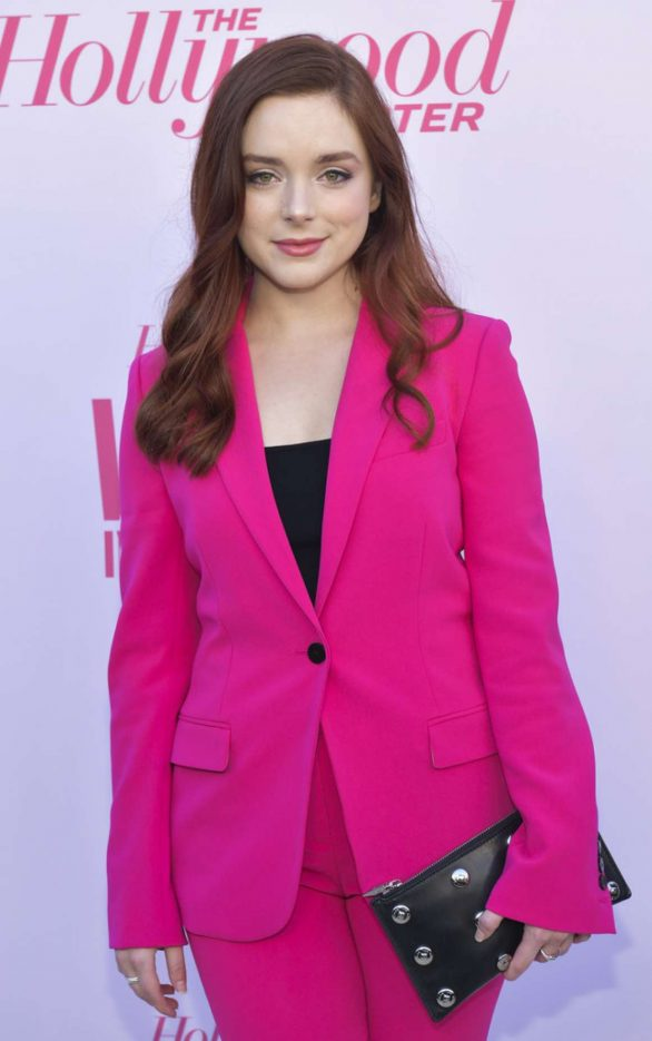 Madison Davenport - The Hollywood Reporter's Power 100 Women in Entertainment in Hollywood
