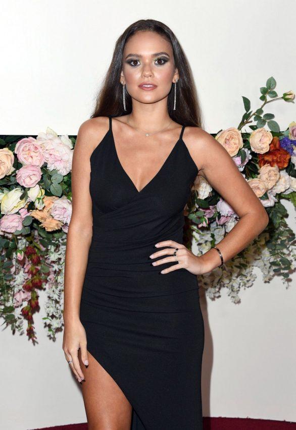 Madison Pettis - 2019 REVOLVE awards at Goya Studios in Hollywood