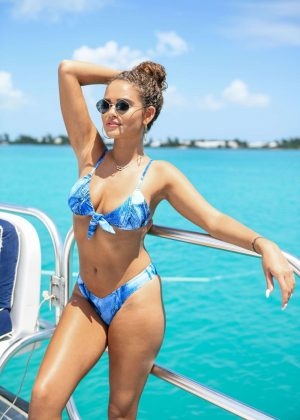 Madison Pettis in Bikini - Revolve Summer Event in Bermuda