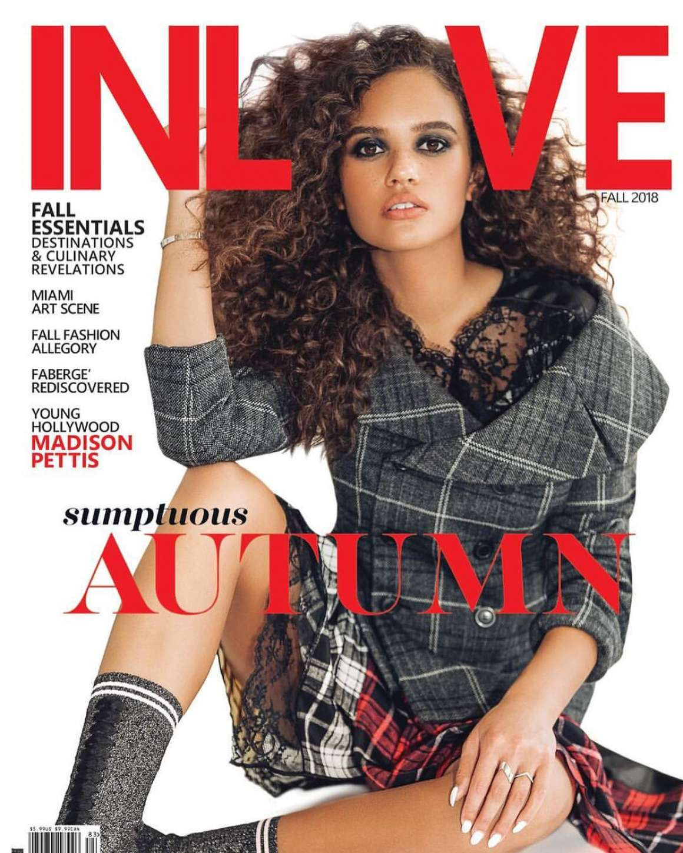 Madison Pettis 2018 : Madison Pettis: Inlove Magazine 2018 -07