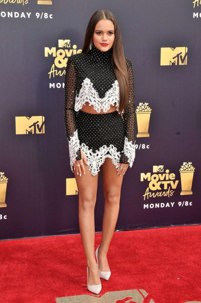 Madison Pettis - MTV Movie and TV Awards 2018 in Santa Monica