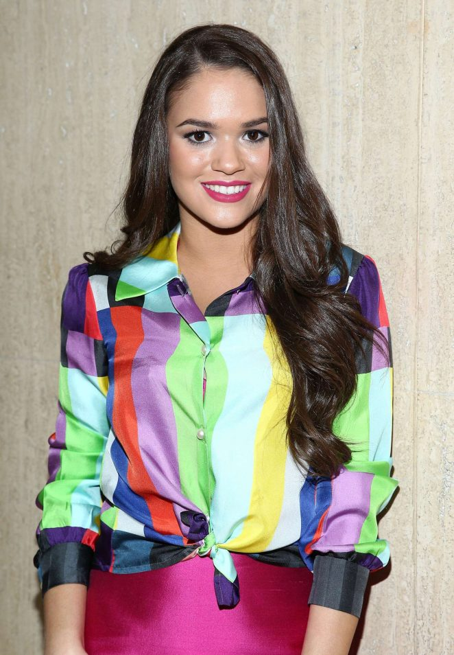 Madison Pettis - Wolk Morais Collection 3 Fashion Show in Los Angeles