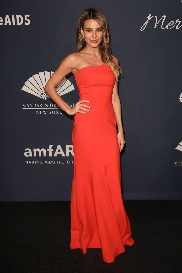 Madison Reed - 22nd annual amfAR Gala Benefit for AIDS Research in NYC