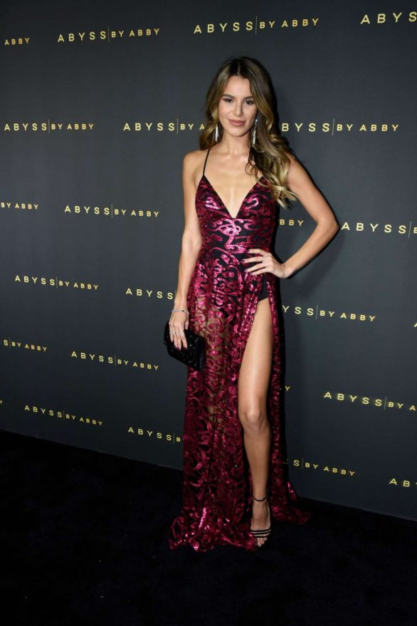 Madison Reed - Abyss By Abby - Arabian Nights Collection Launch Party in LA