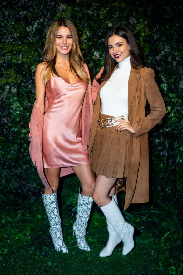 Madison Reed - alice + olivia by Stacey Bendet Fall 2020 Presentation in NYC