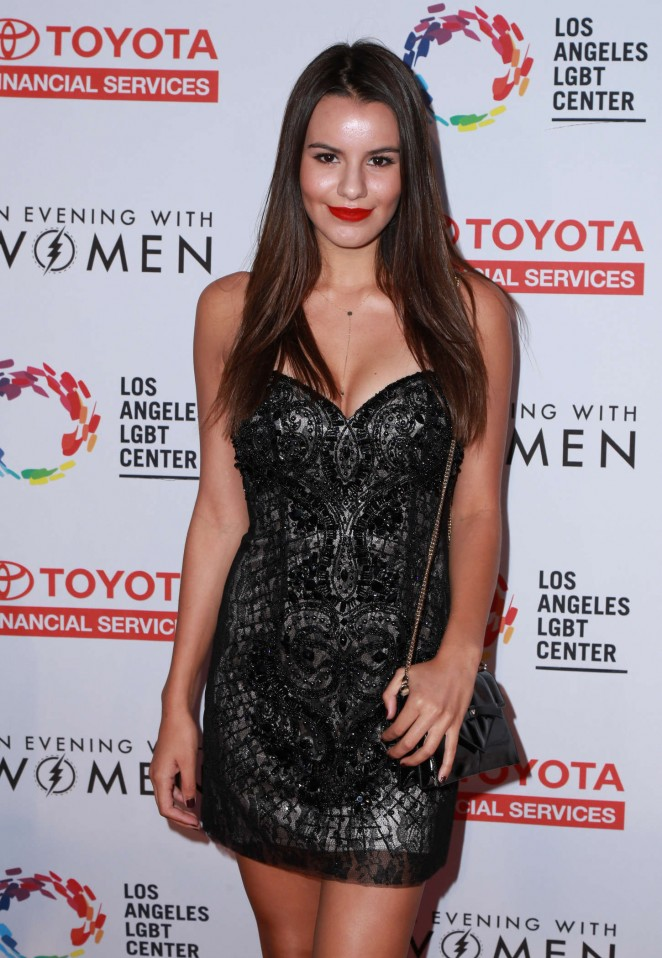 Madison Reed - An Evening with Women benefiting the Los Angeles LGBT Center in LA