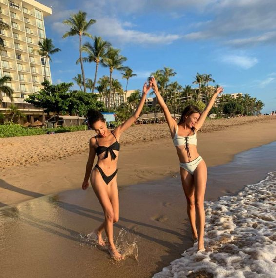 Madison Reed in Bikini - Instagram