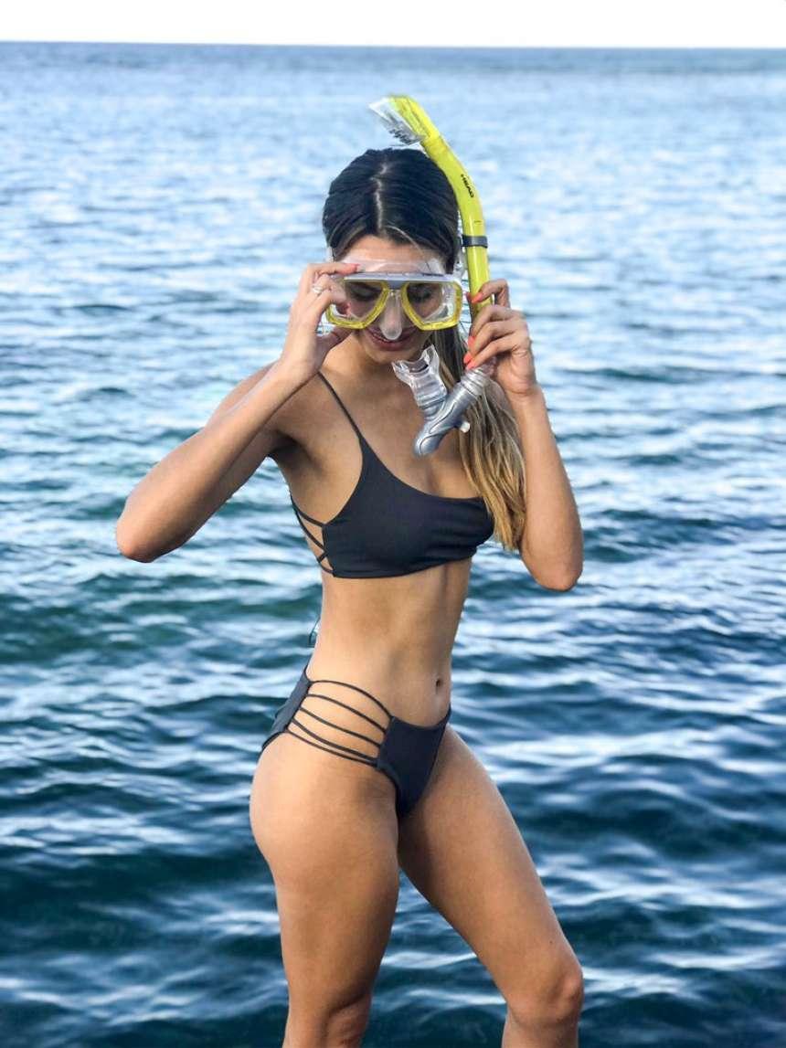 Madison Reed in Bikini – Personal Pics