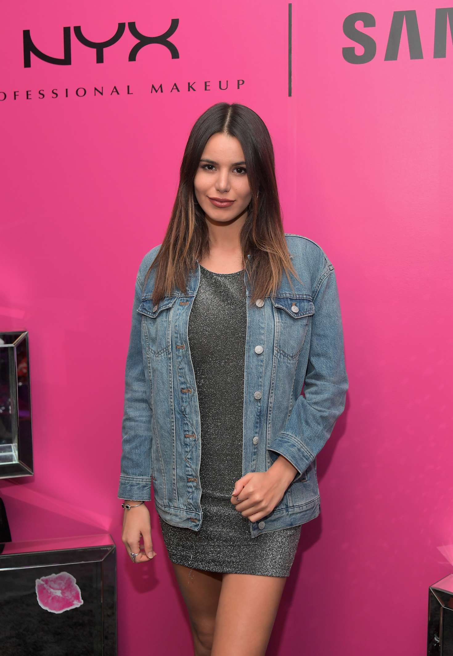 Madison Reed - NYX Professional Makeup and Samsung VR Launch Party in LA