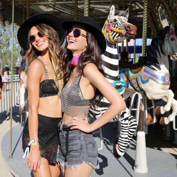 Madison Reed 2019 : Madison Reed: Revolve Party at Coachella -01