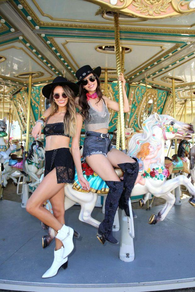 Madison Reed 2019 : Madison Reed: Revolve Party at Coachella -03