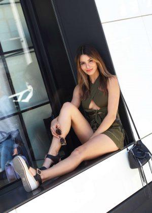 Madison Reed - Sharon Litz 2018 Photoshoot