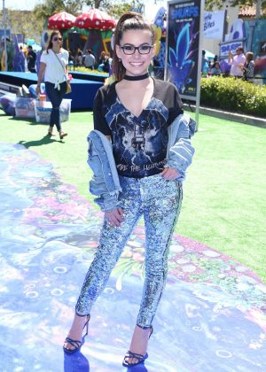Madisyn Shipman - 'Smurfs: The Lost Village' Premiere in Los Angeles
