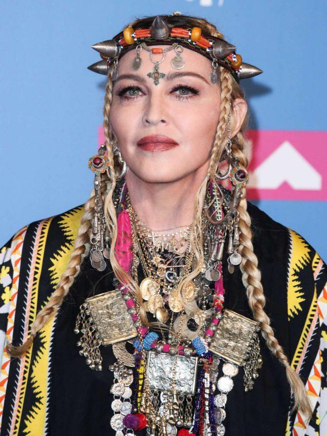 Madonna – 2018 MTV Video Music Awards in New York City