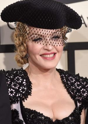 Madonna - GRAMMY Awards 2015 in Los Angeles