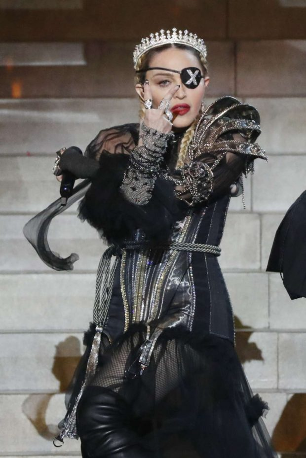 Madonna - Performs at 2019 Eurovision Song Contest in Tel Aviv