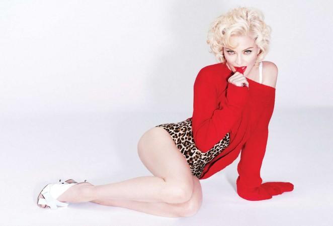 Madonna - Rolling Stone Magazine (March 2015)