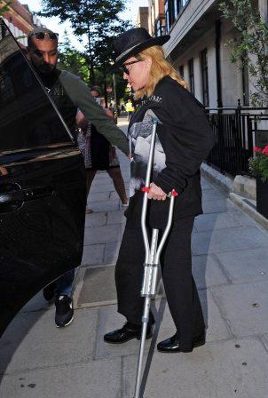 Madonna - Seen in London