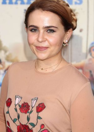 Mae Whitman - 'CHiPS' Premiere in Hollywood