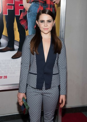 "Mae Whitman - ""The Duff"" Premiere in NY"
