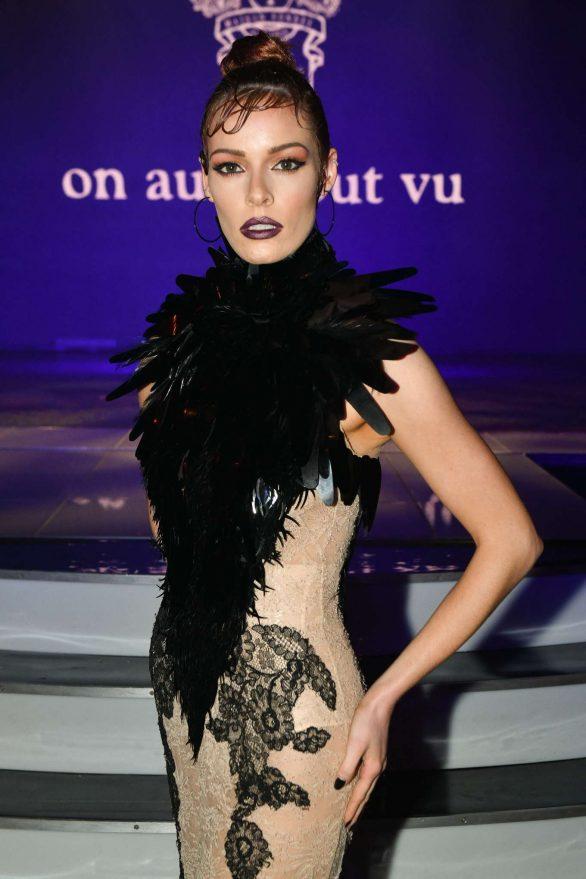 Maeva Coucke - On Aura Tout Vu Haute Couture Show 2020 in Paris