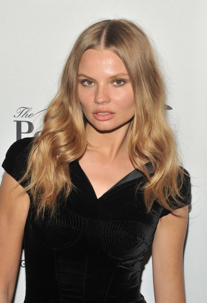 Magdalena Frackowiak – 7th Annual amfAR Inspiration Gala in New York
