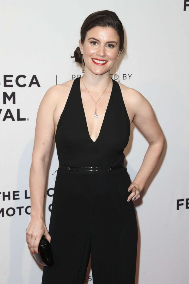 Maggie Contreras - 'Gilbert' Premiere at Tribeca Film Festival in NY