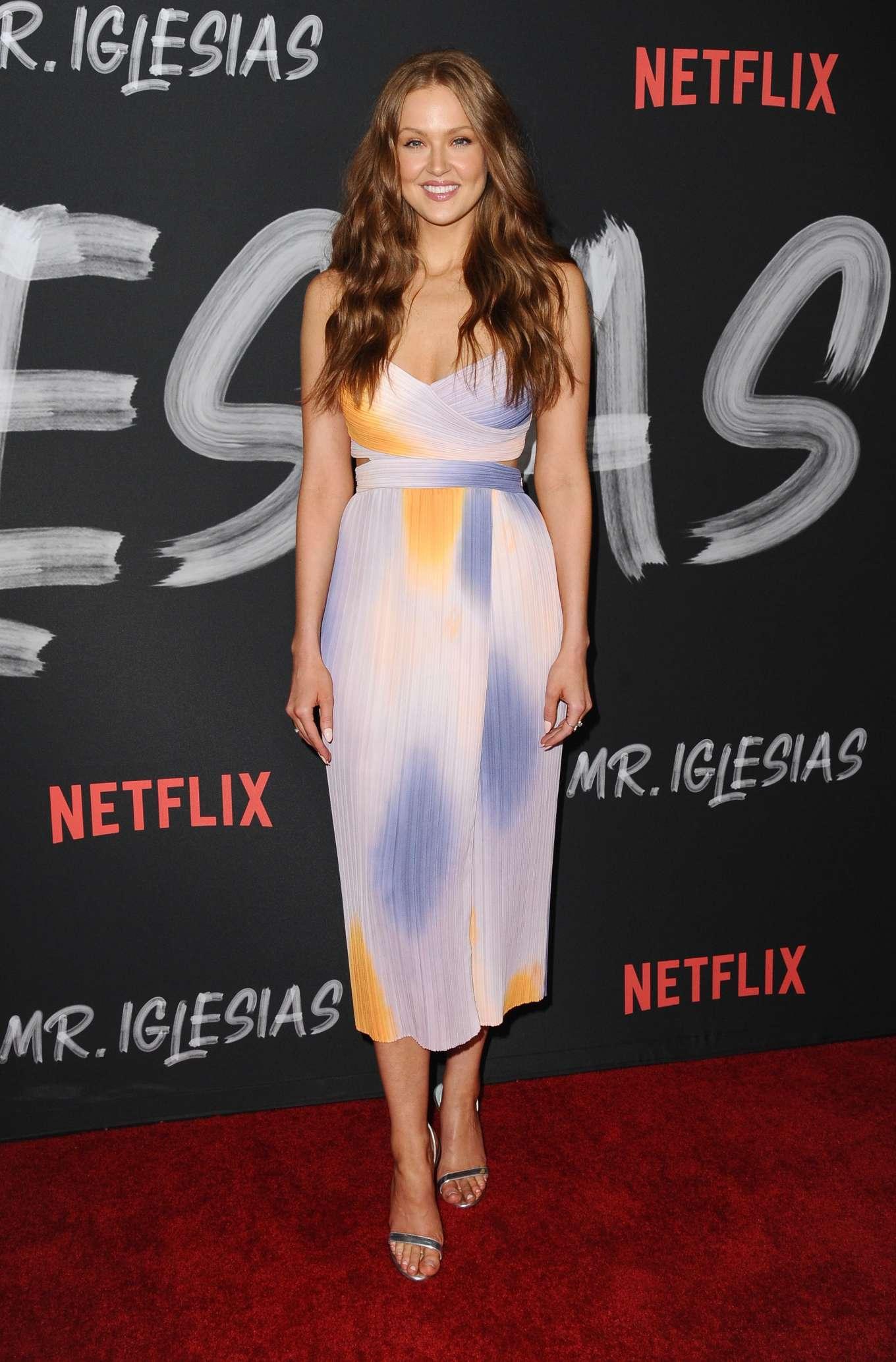 Maggie Geha: Mr Iglesias Premiere in Los Angeles-12