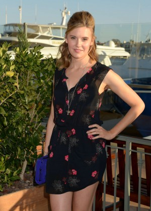 Maggie Grace - 2016 Newport Beach Film Festival in Newport Beach