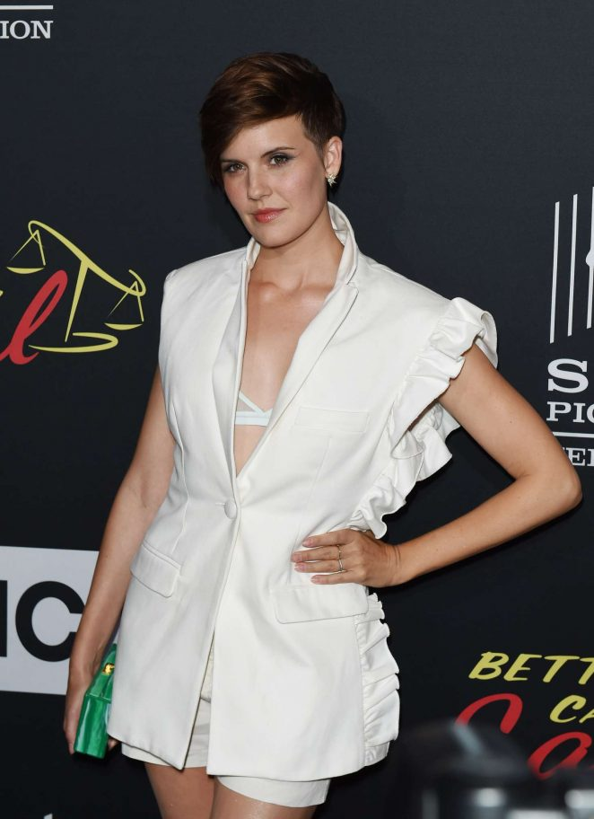 Maggie Grace – 'Better Call Saul' Premiere at 2018 Comic-Con in San Diego
