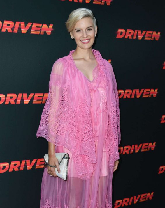Maggie Grace - 'Driven' Premiere in Hollywood